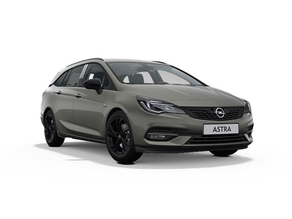 Tweedehands te koop: Opel Astra Grijs - Sports Tourer Ultimate 15 Turbo D 122pk SS Manueel 6 - Nieuw