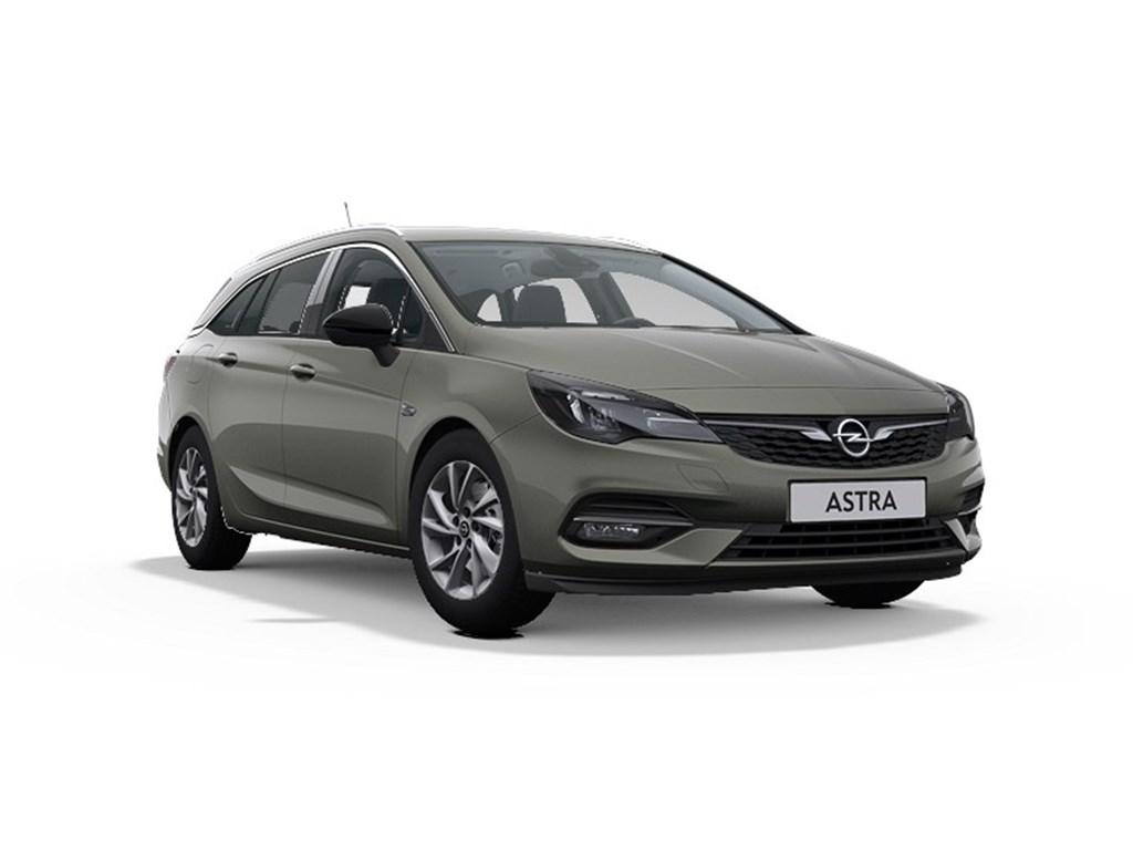Tweedehands te koop: Opel Astra Grijs - Sports Tourer Elegance 12 Turbo Benz 130pk SS Manueel 6 - Nieuw