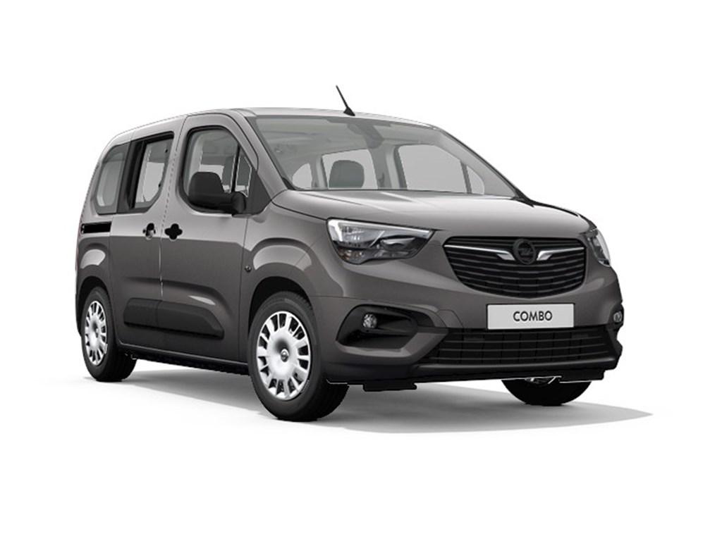 Tweedehands te koop: Opel Combo Life Grijs - Edition Plus - 12 Turbo benz Manueel 6 StartStop - 110pk 81kw - Nieuw