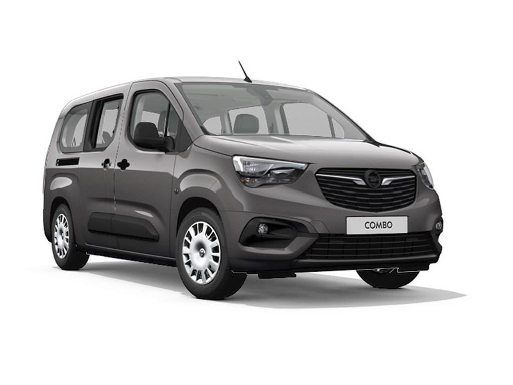 Tweedehands te koop: Opel Combo Life Grijs - XL Edition Plus - 12 Turbo benz Manueel 6 StartStop - 110pk 81kw - Nieuw