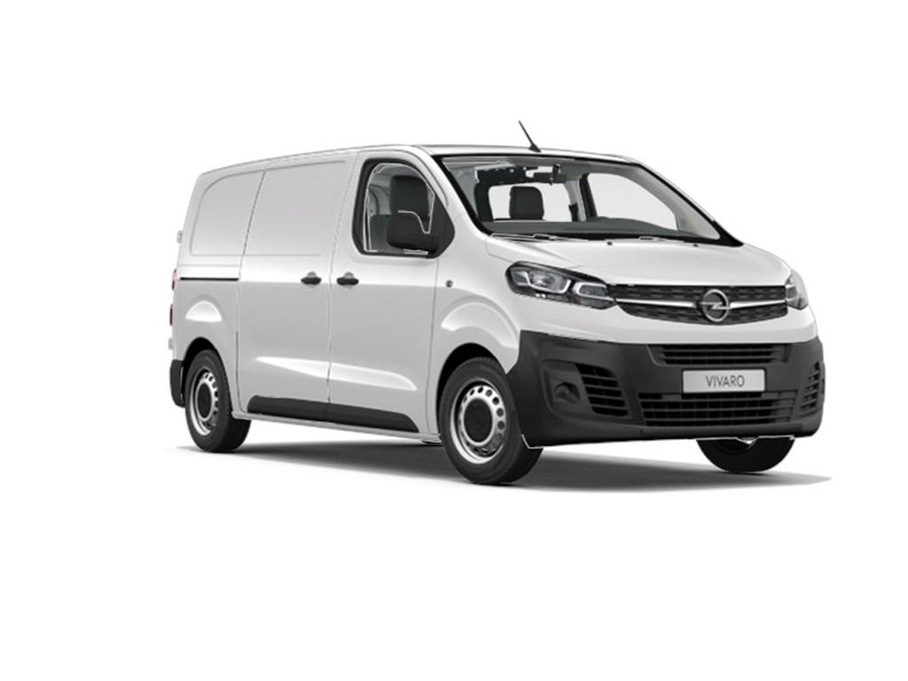 Tweedehands te koop: Opel Vivaro Wit - e-Edition Elektric Gesl Bestelwagen - Medium Stand Laadv 3pl - 75kw batt 136pk 100kw - Nieuw