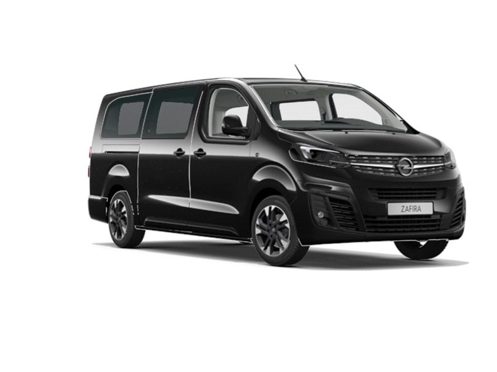 Opel-Zafira-Life-Zwart-Dubbele-Cabine-Innovation-L3H1-5pl-20-Turbo-D-Diesel-177pk-130kw-AT8-Nieuw
