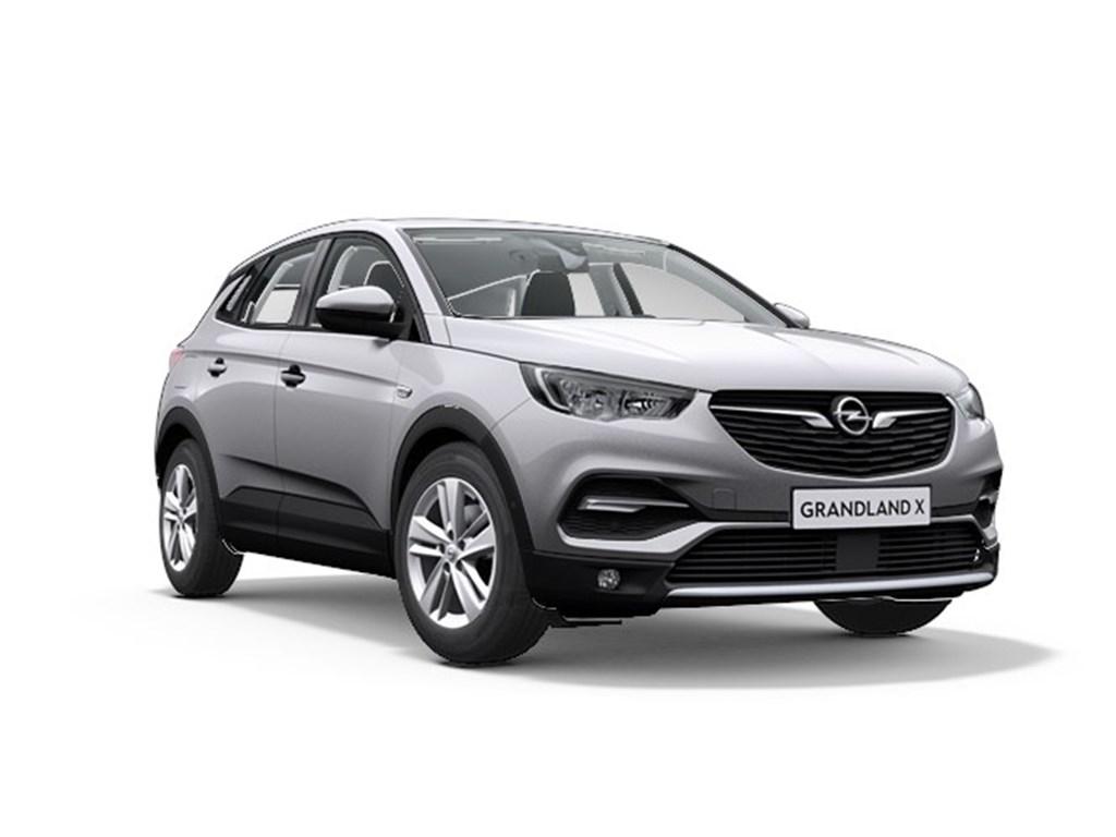Opel-Grandland-X-Grijs-Innovation-12-Turbo-Benz-130pk-Manueel-6-versn-Nieuw