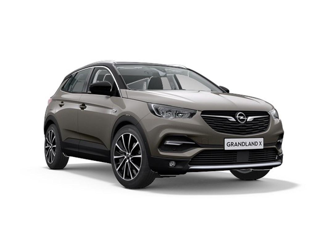 Tweedehands te koop: Opel Grandland X Grijs - Ultimate 16 Turbo E-AT8 StartStop Hybrid - 224pk 165kw - Nieuw