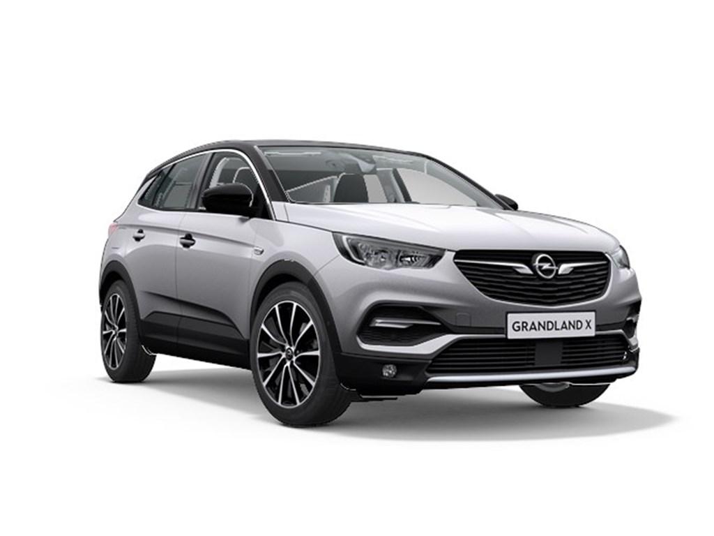 Tweedehands te koop: Opel Grandland X Grijs - Ultimate 16 Turbo E-AT8 StartStop Hybrid 4 - 300pk 220kw - Nieuw
