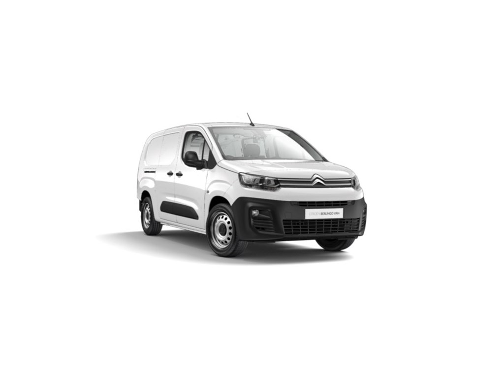 Tweedehands te koop: Citroen Berlingo Wit - Van Maat XL Heavy 15D 100PK CLUB