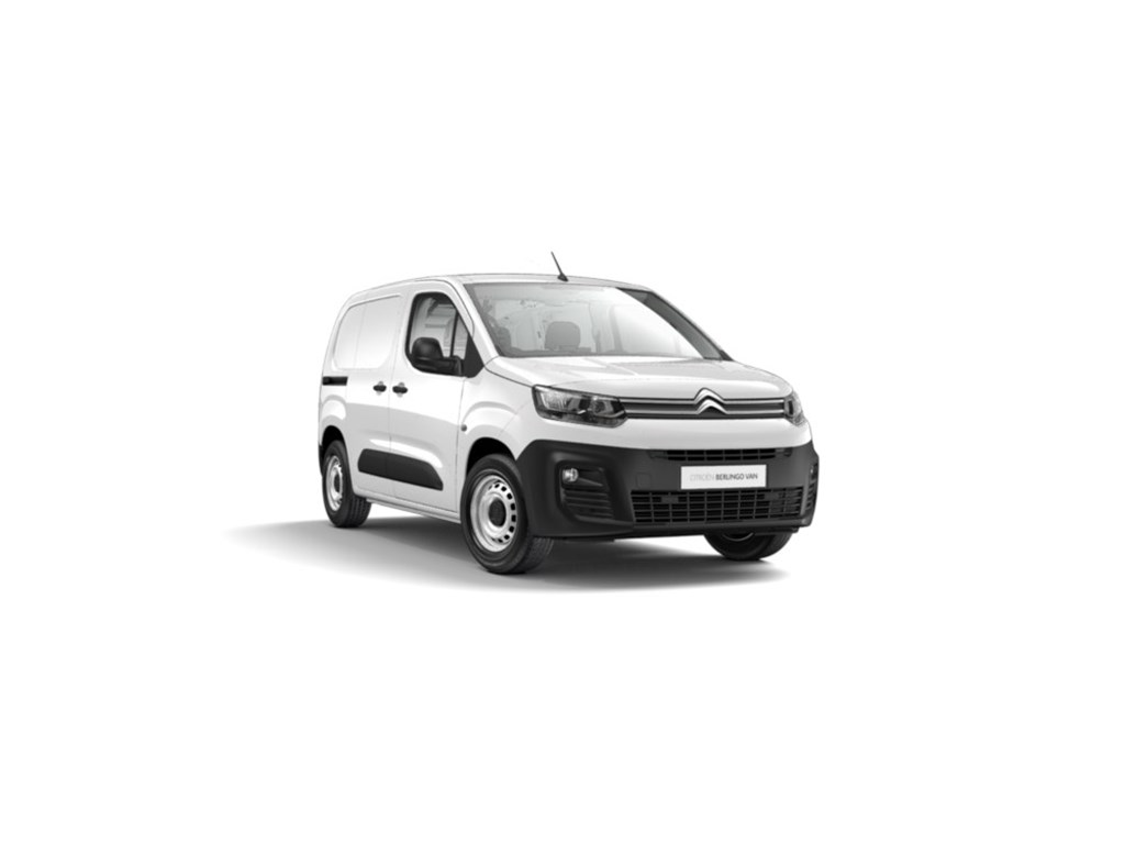 Tweedehands te koop: Citroen Berlingo Wit - Van Maat M Light 15D 75PK CLUB