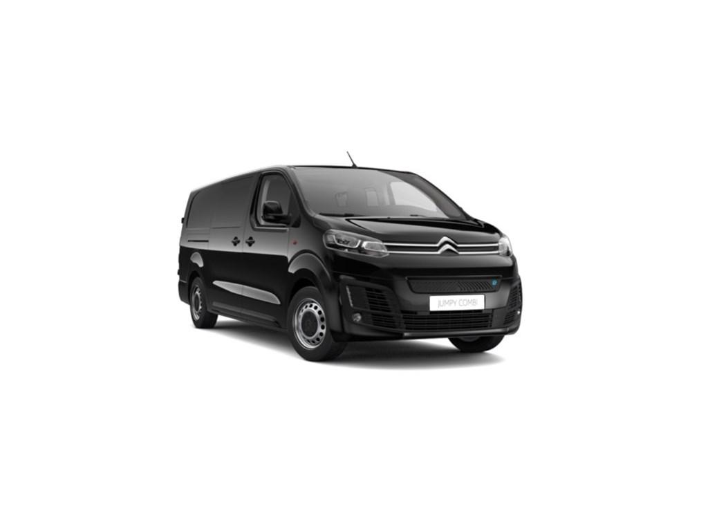 Tweedehands te koop: Citroen Jumpy Zwart - Maat XL Dubbele Cabine 20D 120PK AUTOMAAT CLUB