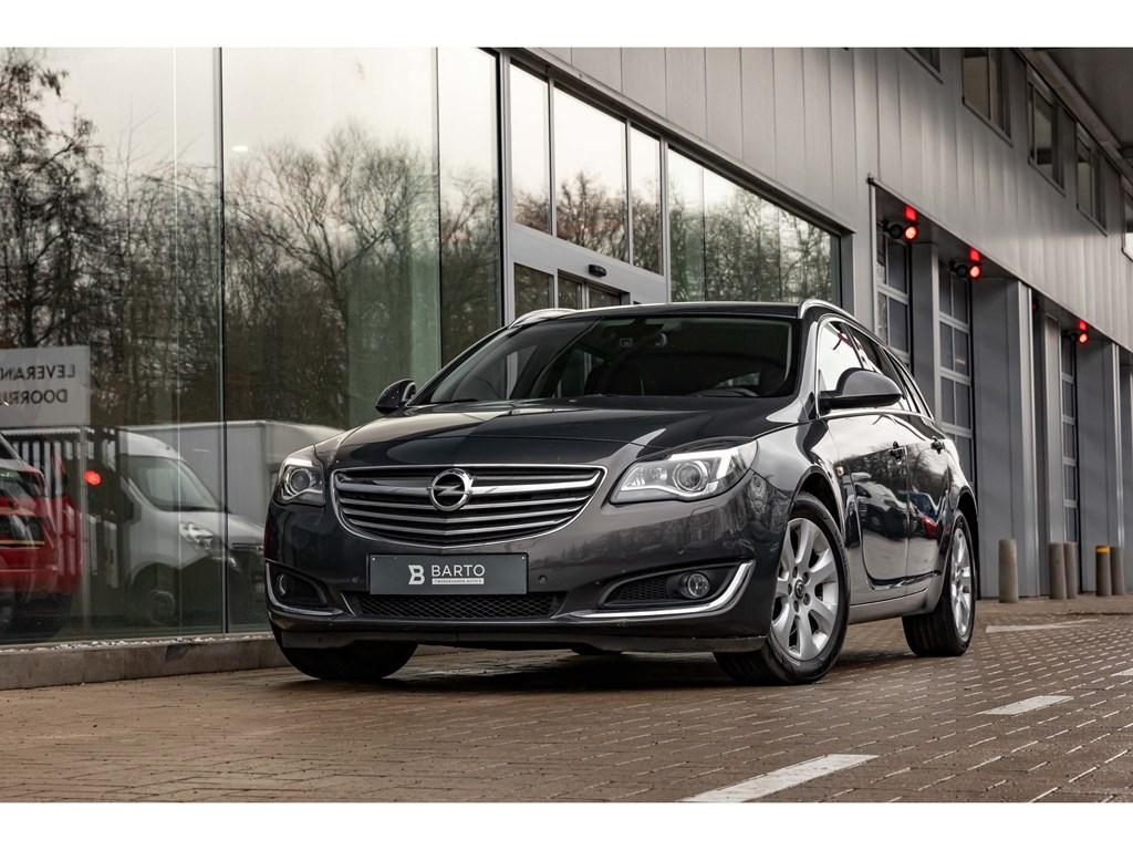 Tweedehands te koop: Opel Insignia Grijs - 20cdti 140pkCosmoNaviErgon LederDABXenon