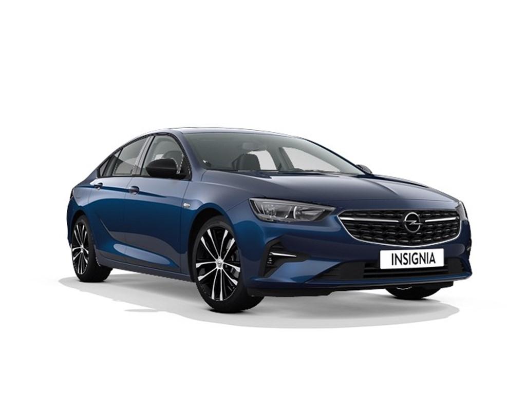 Tweedehands te koop: Opel Insignia Blauw - Grand Sport Ultimate - 15 Turbo D Manueel 6 StartStop 122pk - NIEUW