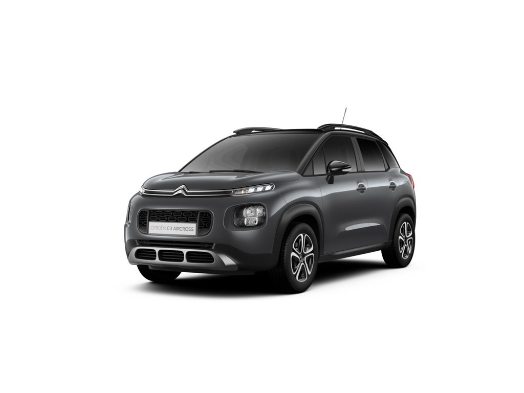 Tweedehands te koop: Citroen C3 Aircross Grijs - 12 PureTech 110PK FEEL PACK HIGHLIGHT