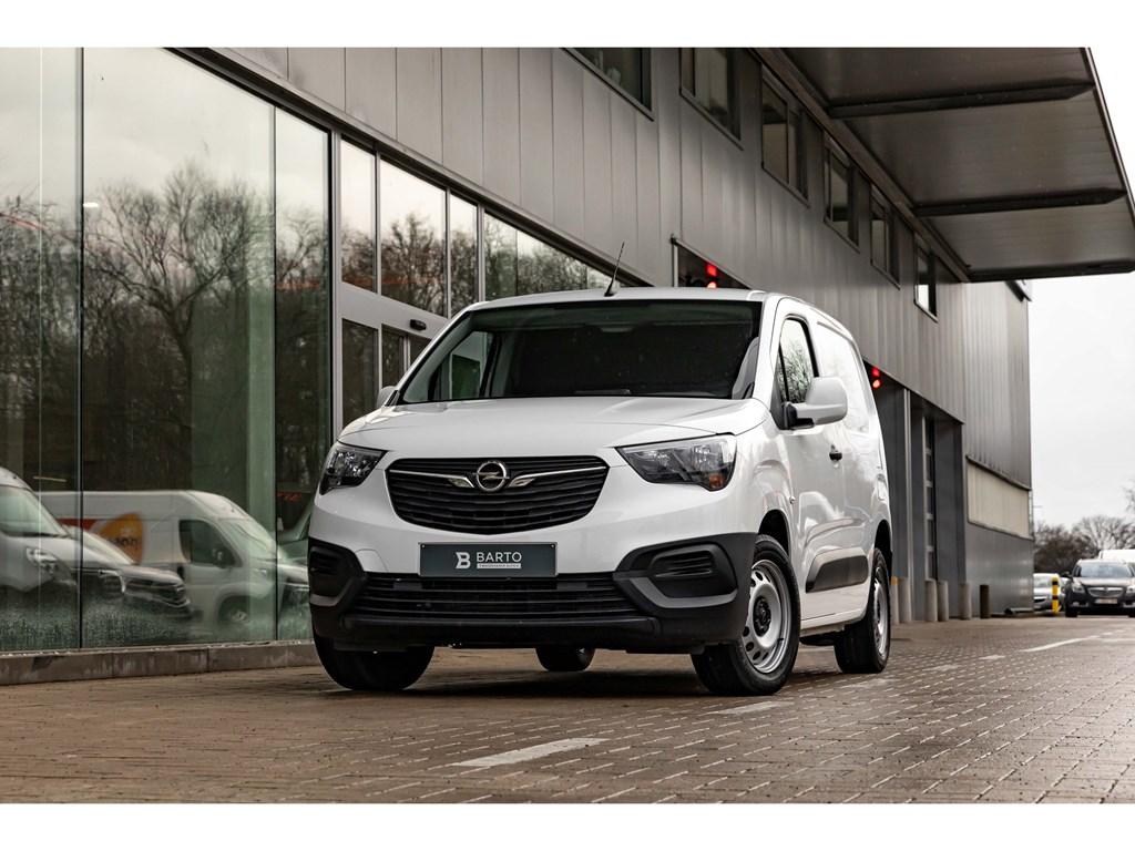 Tweedehands te koop: Opel Combo Wit - 15Turbo D 105pkL1H1ParkeersensNaviAirco