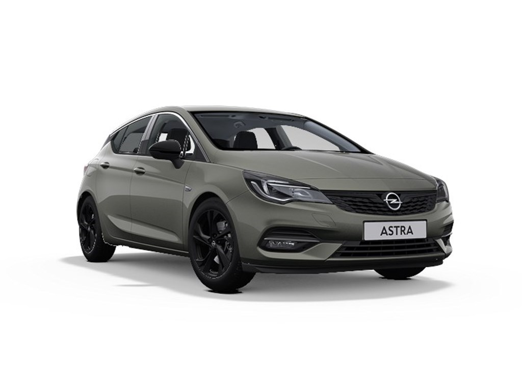 Tweedehands te koop: Opel Astra Grijs - 5-Deurs 14 Turbo Benz 145pk SS CVT 7 - Ultimate - Nieuw