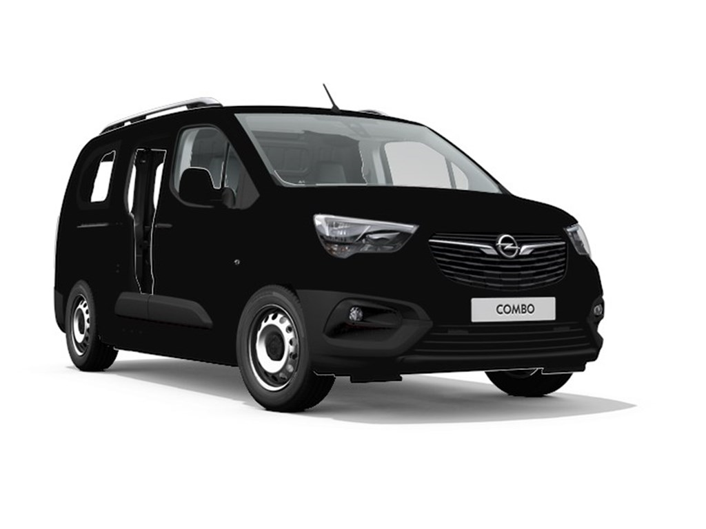 Opel-Combo-Zwart-Cargo-Edition-3pl-L2H1-15-Turbo-D-Diesel-BlueInj-Man-6-StartStop-131pk-96kw-Nieuw