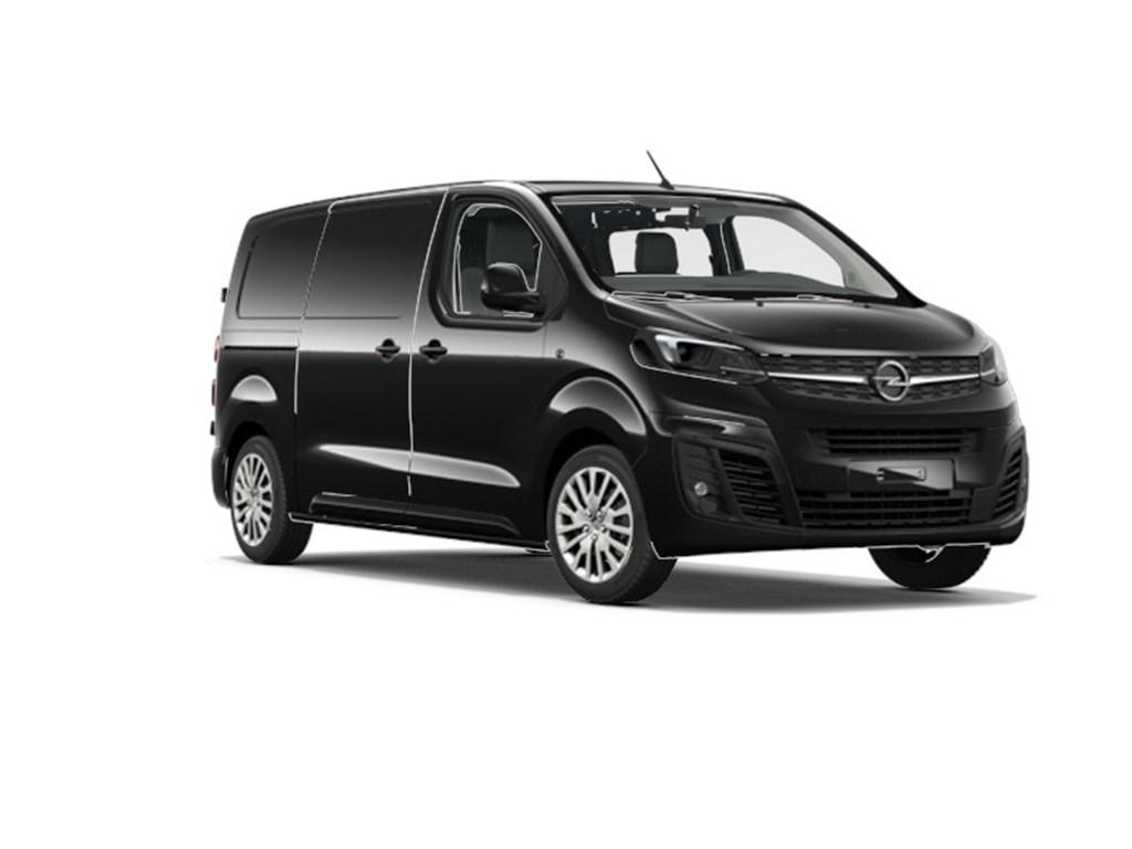 Tweedehands te koop: Opel Vivaro Zwart - Gesloten Bestelwagen Edition L2H1 2pl 15 Turbo D Diesel 120pk 88kw MT6 - Nieuw