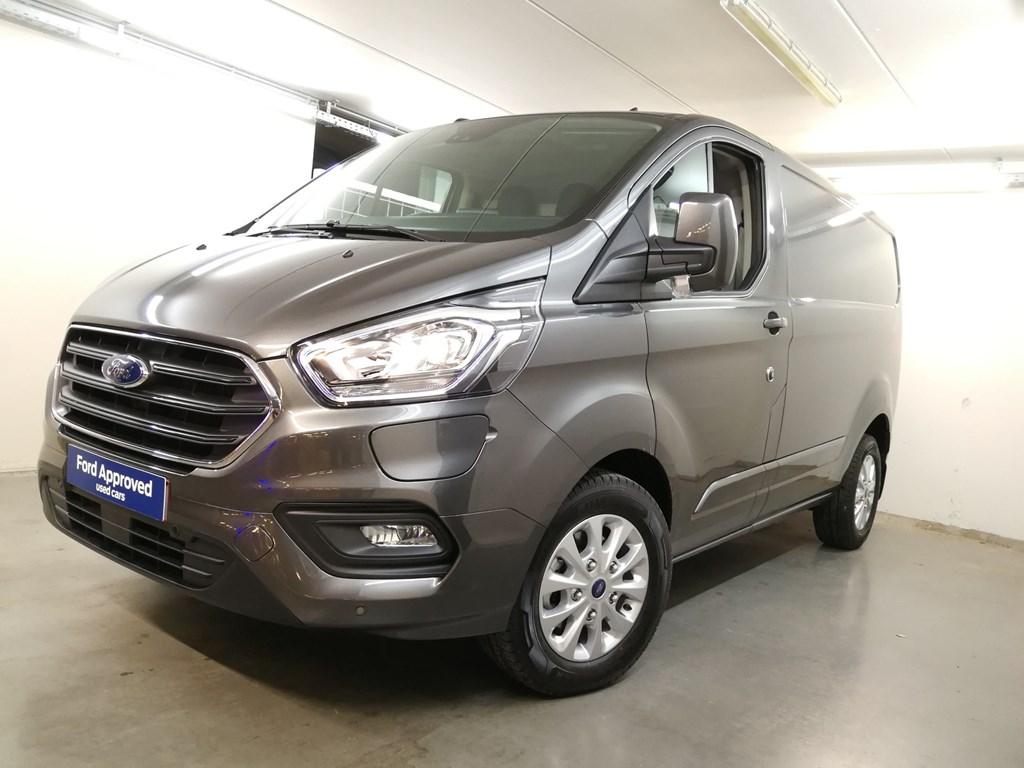 Ford Transit Custom Lichte vracht