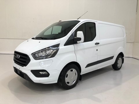 Ford Transit Custom Utilitaire