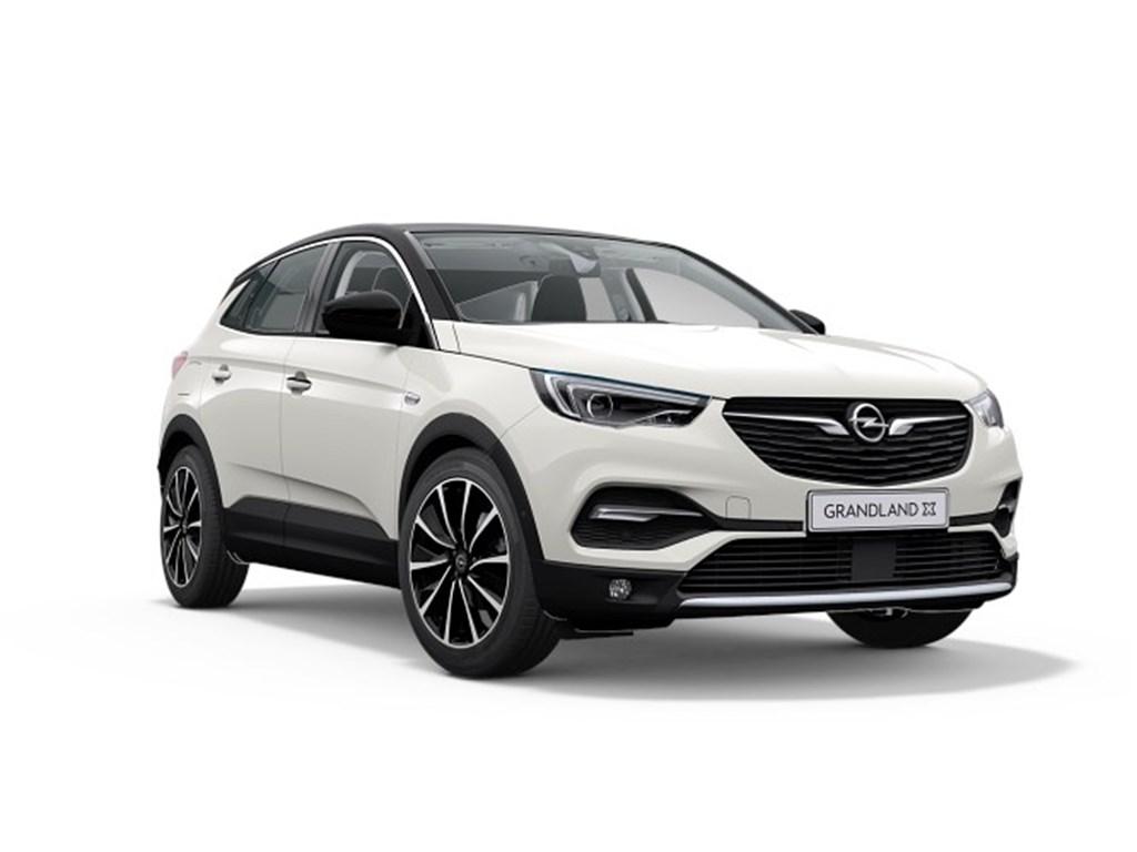 Tweedehands te koop: Opel Grandland X Wit - Ultimate 16 Turbo E-AT8 StartStop Hybrid - 224pk 165kw - Nieuw