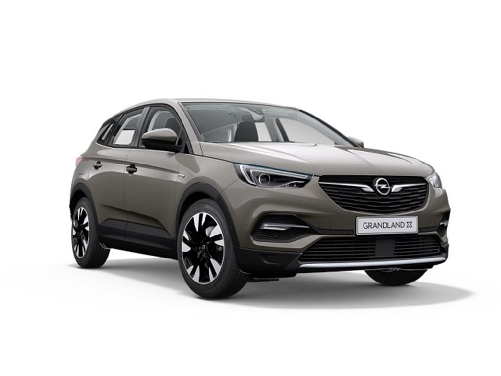 Tweedehands te koop: Opel Grandland X Grijs - Elegance 16 Turbo E-AT8 StartStop Hybrid - 224pk 165kw - Nieuw