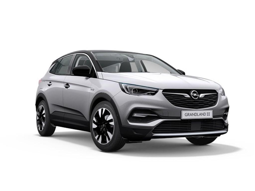 Tweedehands te koop: Opel Grandland X Grijs - Elegance 12 Turbo Benz 130pk Automaat 8 - Nieuw