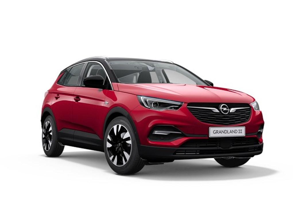 Tweedehands te koop: Opel Grandland X Rood - Elegance 15 Turbo D Diesel 130pk Automaat 8 - Nieuw