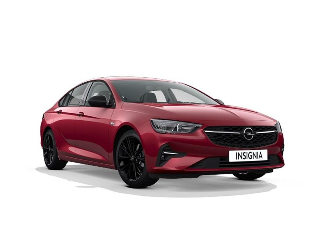 Tweedehands te koop: Opel Insignia Rood - Grand Sport Business Elegance - 20 Turbo Automaat 9 StartStop 200pk - NIEUW