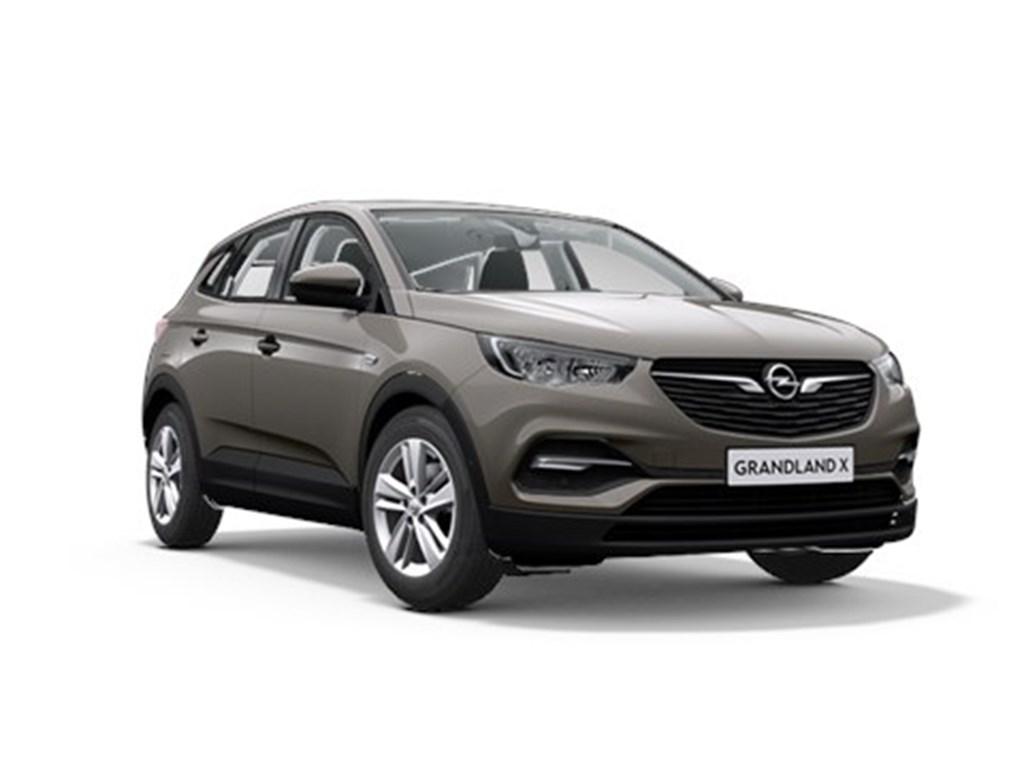 Tweedehands te koop: Opel Grandland X Grijs - Edition 15 Turbo D - Manueel 6 StartStop - 130pk 96kw - Nieuw