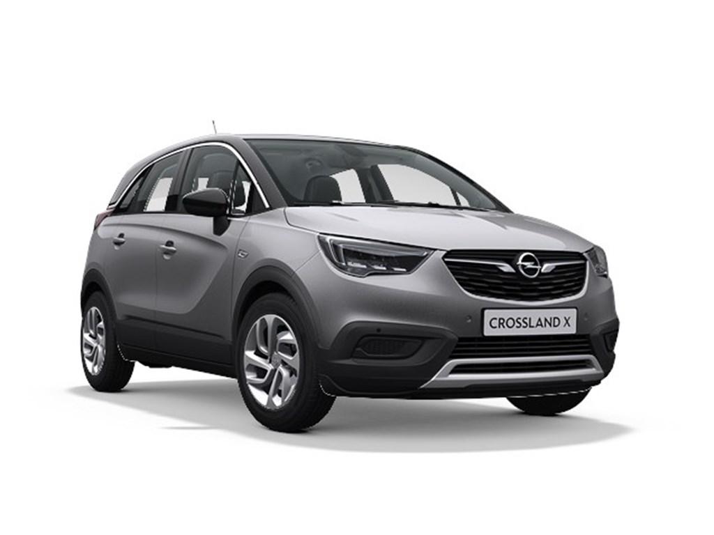 Tweedehands te koop: Opel Crossland X Grijs - Innovation 15 Turbo D Diesel Manueel 6 StartStop - 102pk 75kw - Nieuw