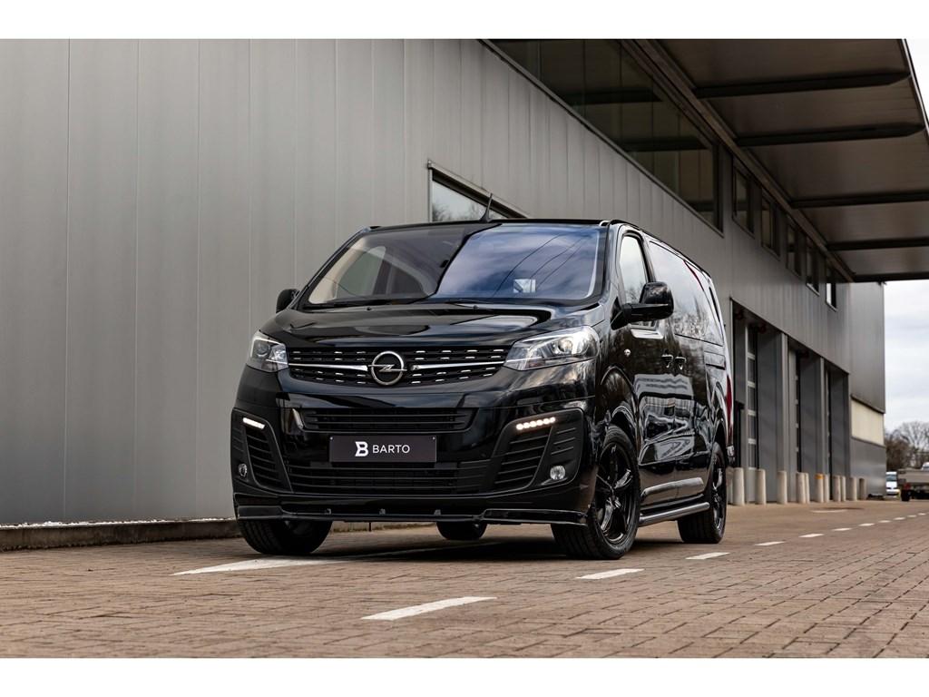 Tweedehands te koop: Opel Zafira Life Zwart - Dubbele Cabine BIV 0 Innovation L3H1 5pl 20 Turbo D Diesel 177pk 130kw AT8 - Nieuw