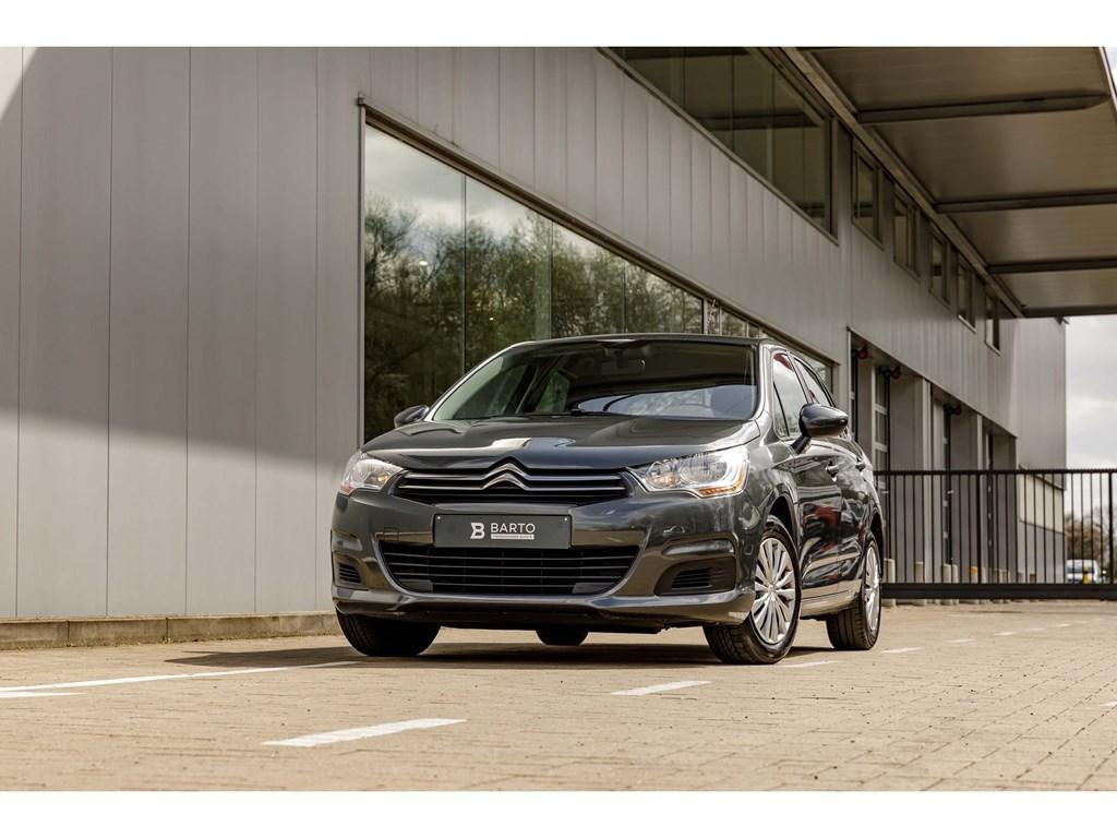 Tweedehands te koop: Citroen C4 Grijs - Benzine Atraction Airco Weinig kms