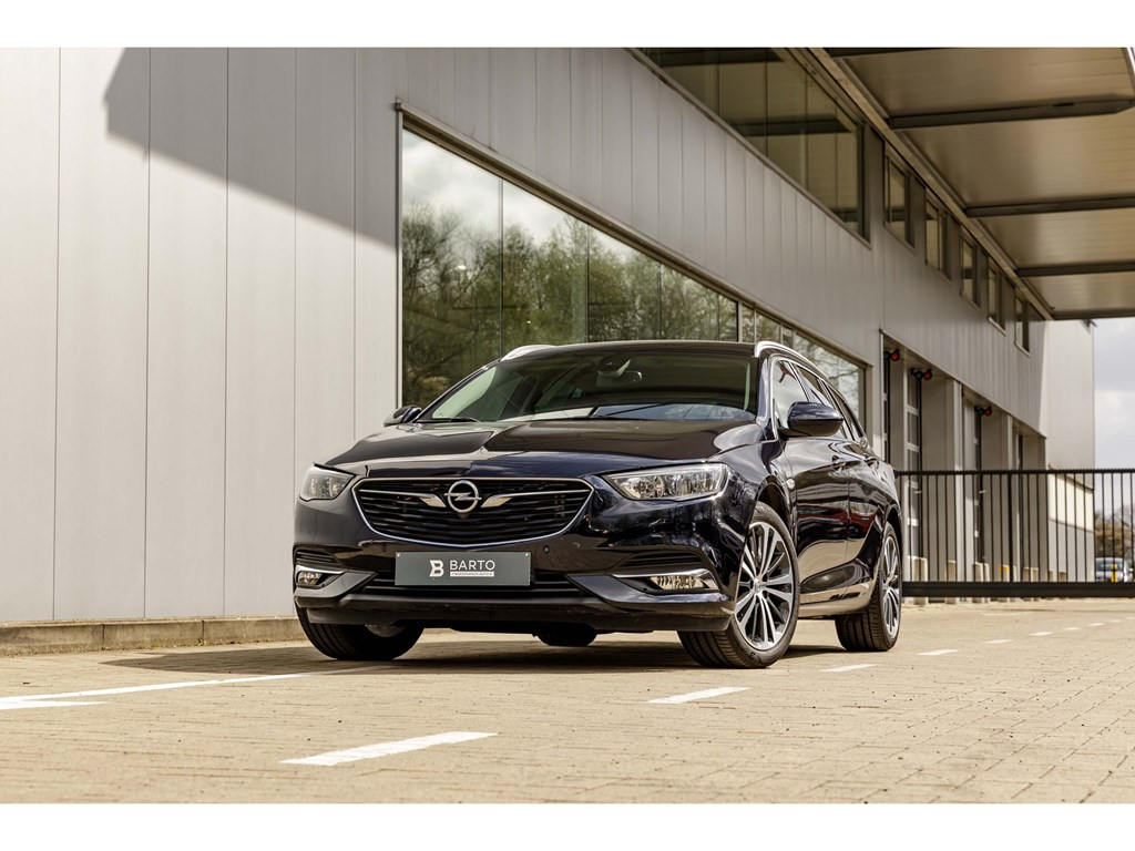 Tweedehands te koop: Opel Insignia Blauw - 16Cdti ATInnovationElektr KofferOfflaneDig Dashboard