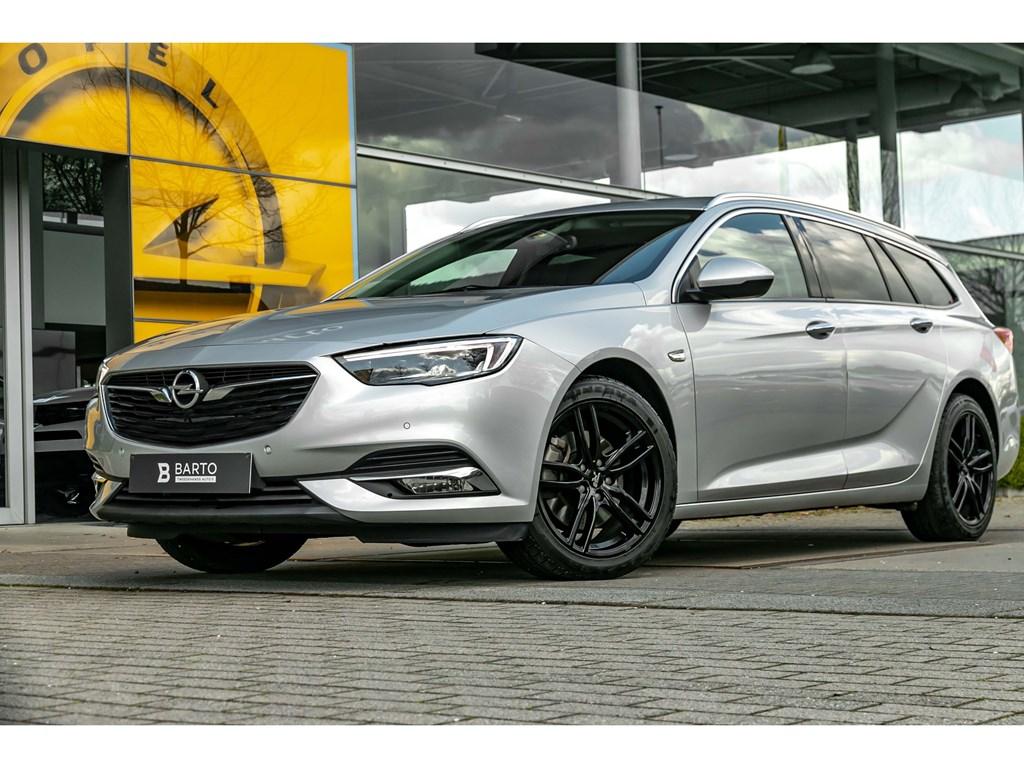 Opel-Insignia-Zilver-15-Turbo-165pk-ATInnovationNaviLEDMatrixZetelverwParkeersens-va-