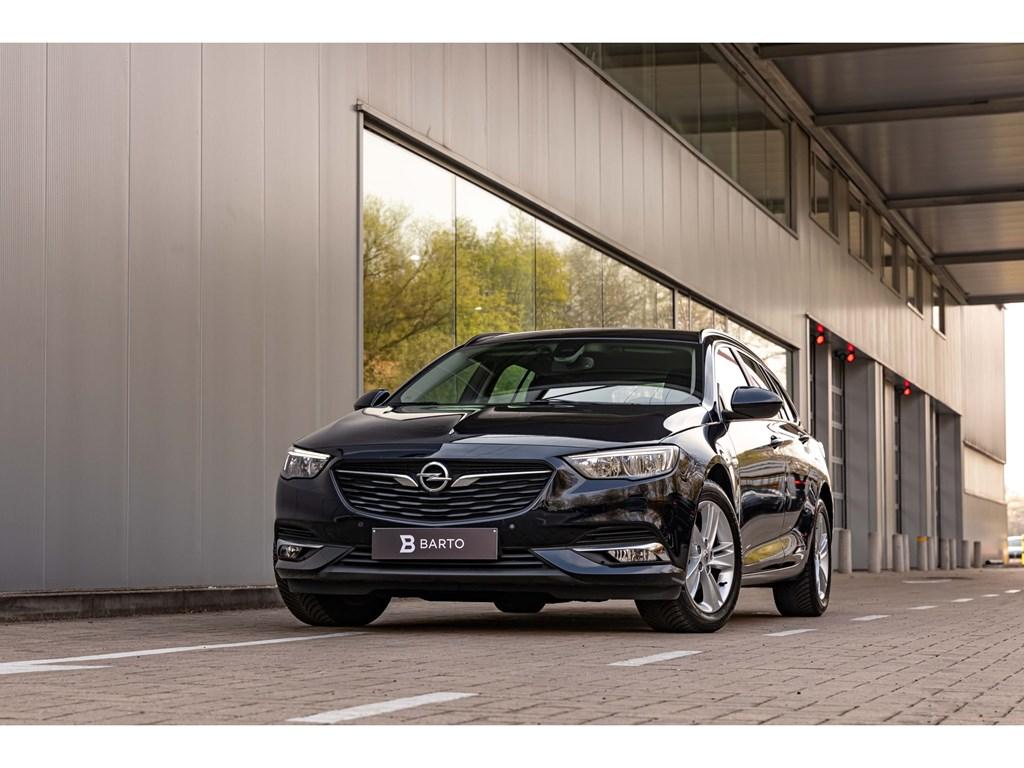 Tweedehands te koop: Opel Insignia Blauw - 15 BenzBreakParkeersensOfflaneDigit Dashboard