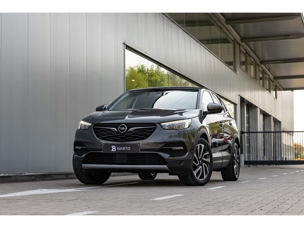 Tweedehands te koop: Opel Grandland X Grijs - 16Diesel ATInnovation19 BiColorElektr KofferDodehoeksens