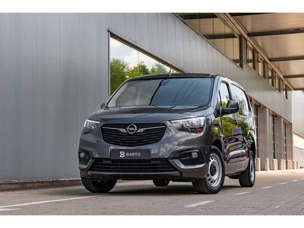 Tweedehands te koop: Opel Combo Grijs - 15 diesel 131pk ATCameraKeylessNaviParkeersens