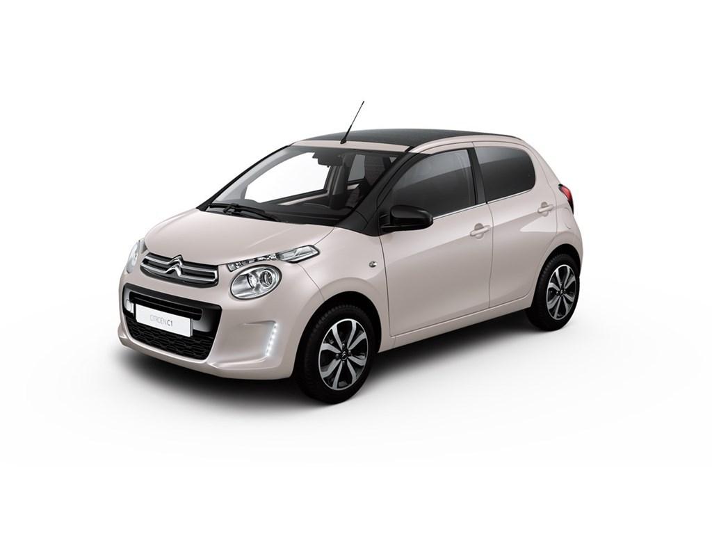 Tweedehands te koop: Citroen C1 Beige - Cabrio - Airco - Parkeersens - Nieuw -