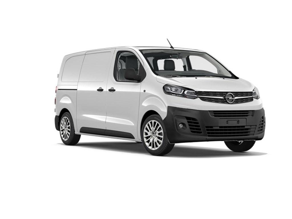 Tweedehands te koop: Opel Vivaro Wit - Gesloten Bestelw Edition L2H1 Standaard Laadvermogen 15 Turbo D 102pk - 3pl - Nieuw