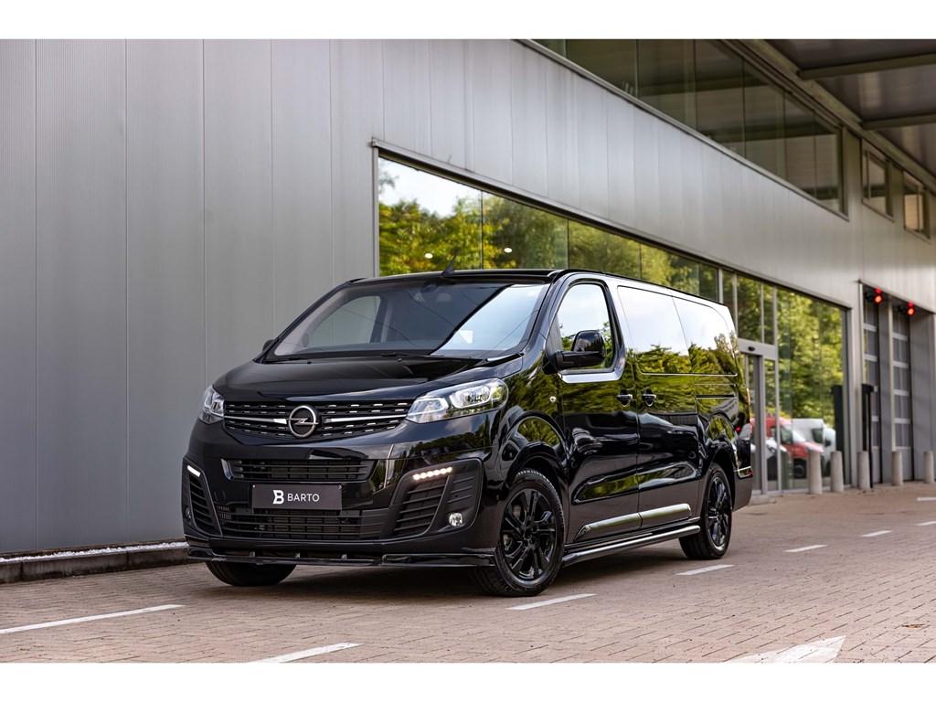 Tweedehands te koop: Opel Zafira Life Zwart - Edition L3H1 8pl 20 Turbo D Diesel 140pk 103kw AT8 - Nieuw
