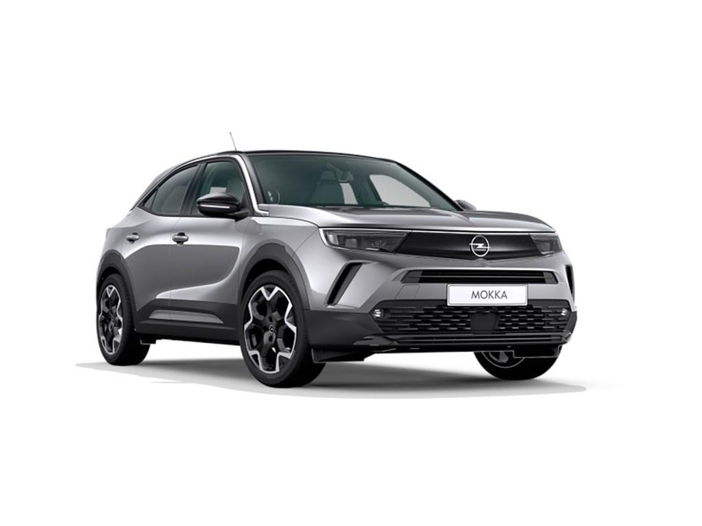 Tweedehands te koop: Opel Mokka Grijs - Ultimate 12 Turbo benz AUTOMAAT 8 StartStop - 130pk 96kw - Nieuw