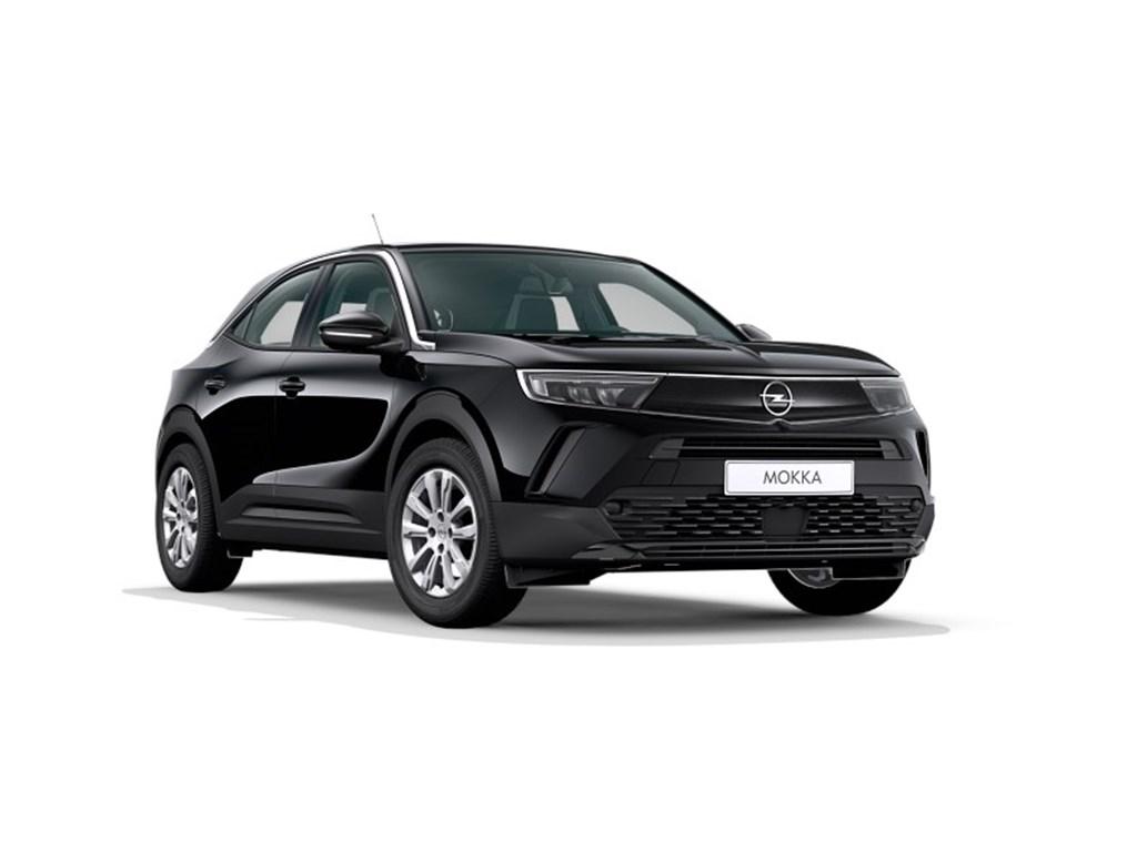 Tweedehands te koop: Opel Mokka Zwart - Edition 12 Turbo benz AUTOMAAT 8 StartStop - 130pk 96kw - Nieuw