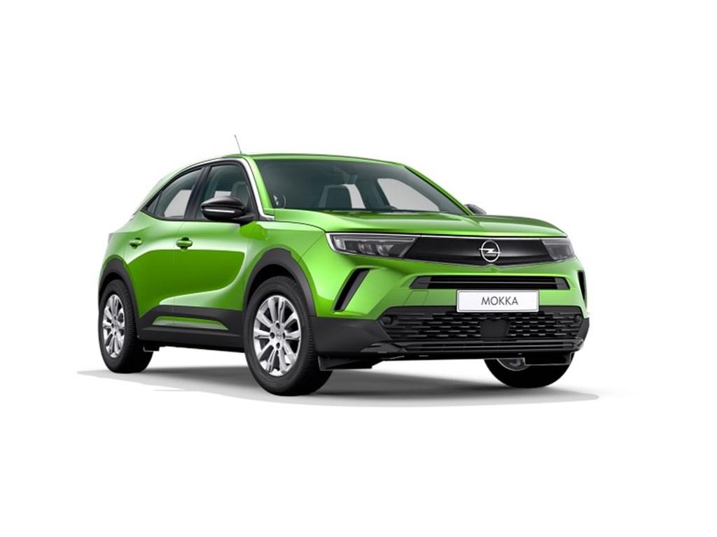 Tweedehands te koop: Opel Mokka Groen - Edition 12 Turbo benz Manueel 6 StartStop - 100pk 74kw - Nieuw