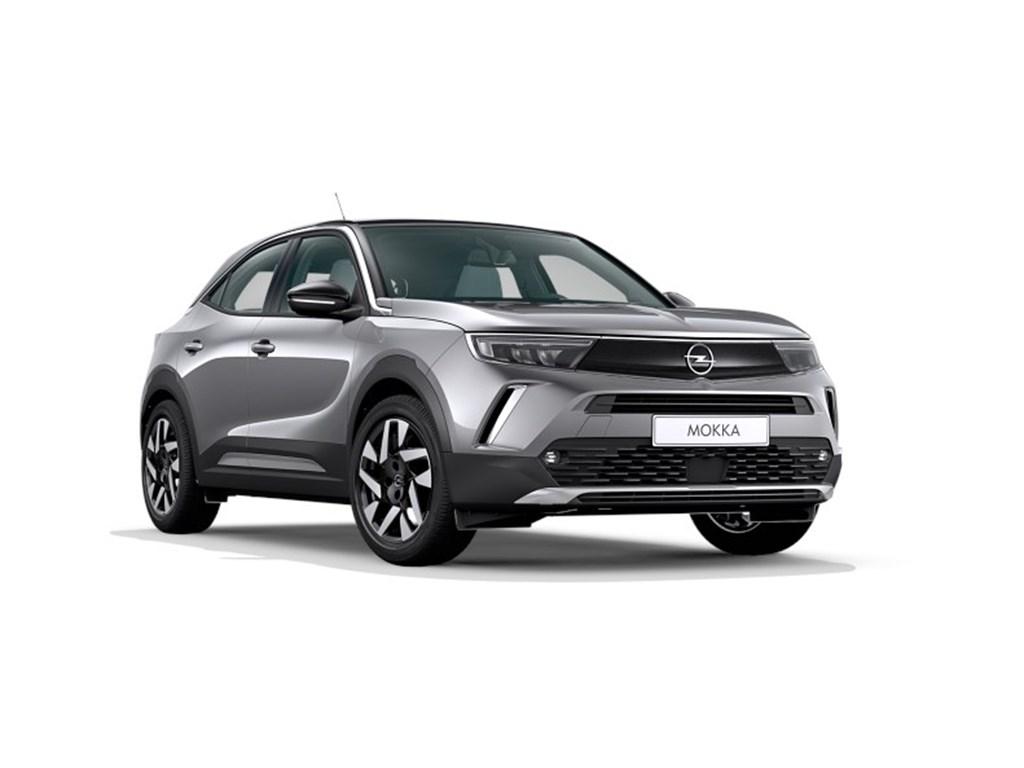 Tweedehands te koop: Opel Mokka Grijs - Elegance 12 Turbo benz AUTOMAAT 8 StartStop - 130pk 96kw - Nieuw