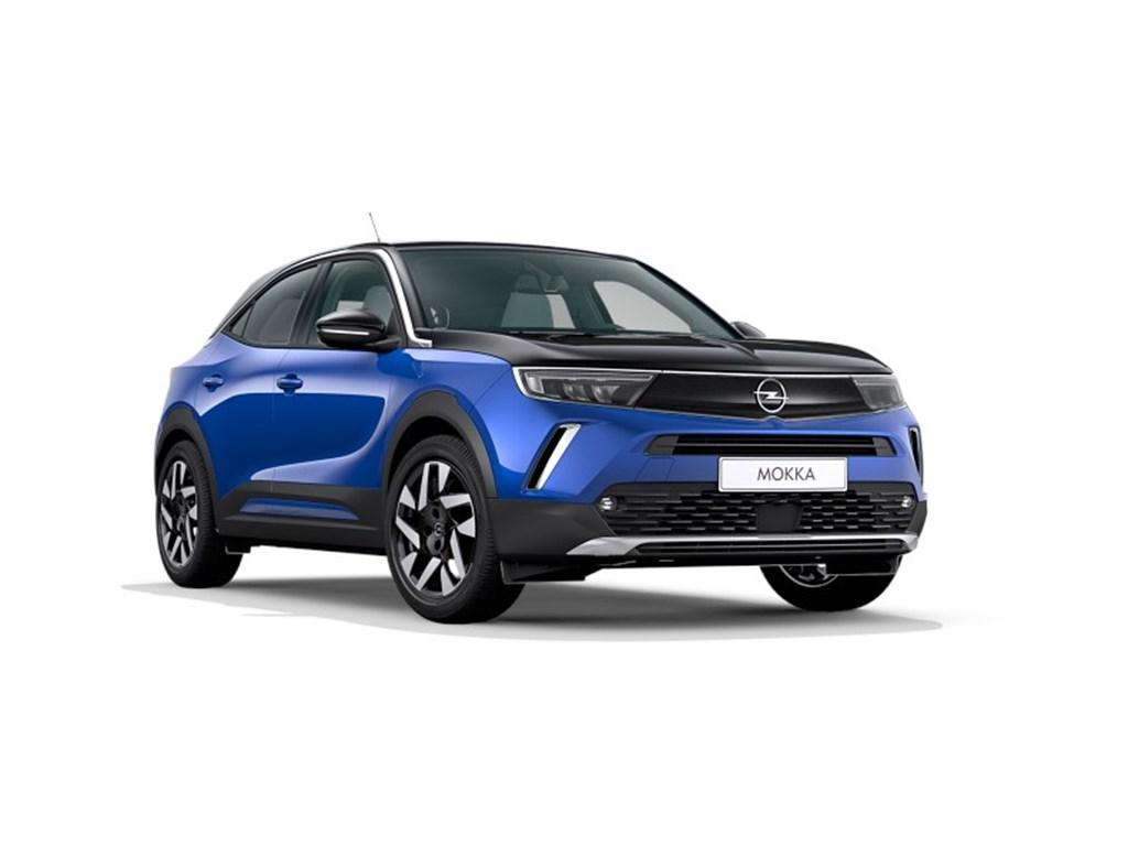 Tweedehands te koop: Opel Mokka Blauw - Elegance 12 Turbo benz Manueel 6 StartStop - 100pk 74kw - Nieuw