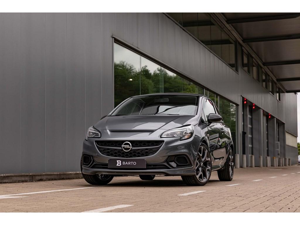 Tweedehands te koop: Opel Corsa Grijs - 16 Turbo OPC 207PkRecaroWeinig kms