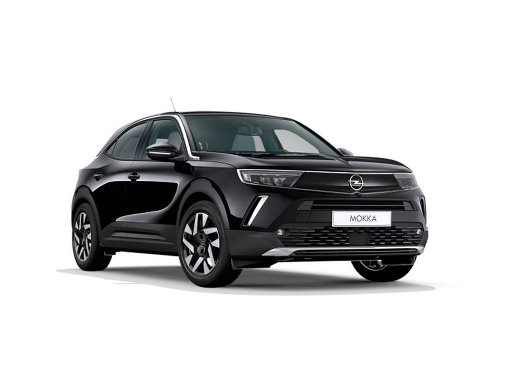 Tweedehands te koop: Opel Mokka Zwart - Elegance 12 Turbo benz AUTOMAAT 8 StartStop - 130pk 96kw - Nieuw