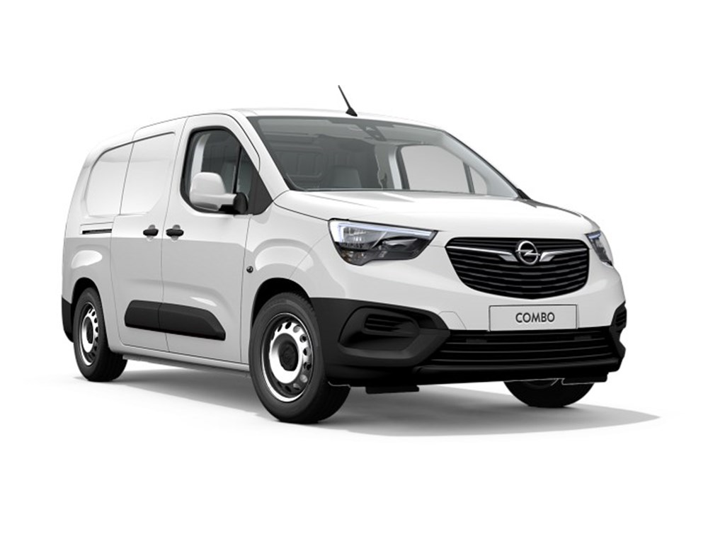 Tweedehands te koop: Opel Combo Wit - Bestelw Edition L2H1 2pl 15 Turbo D BlueInj Diesel Manueel 5 SS - 102pk 75kw - Nieuw