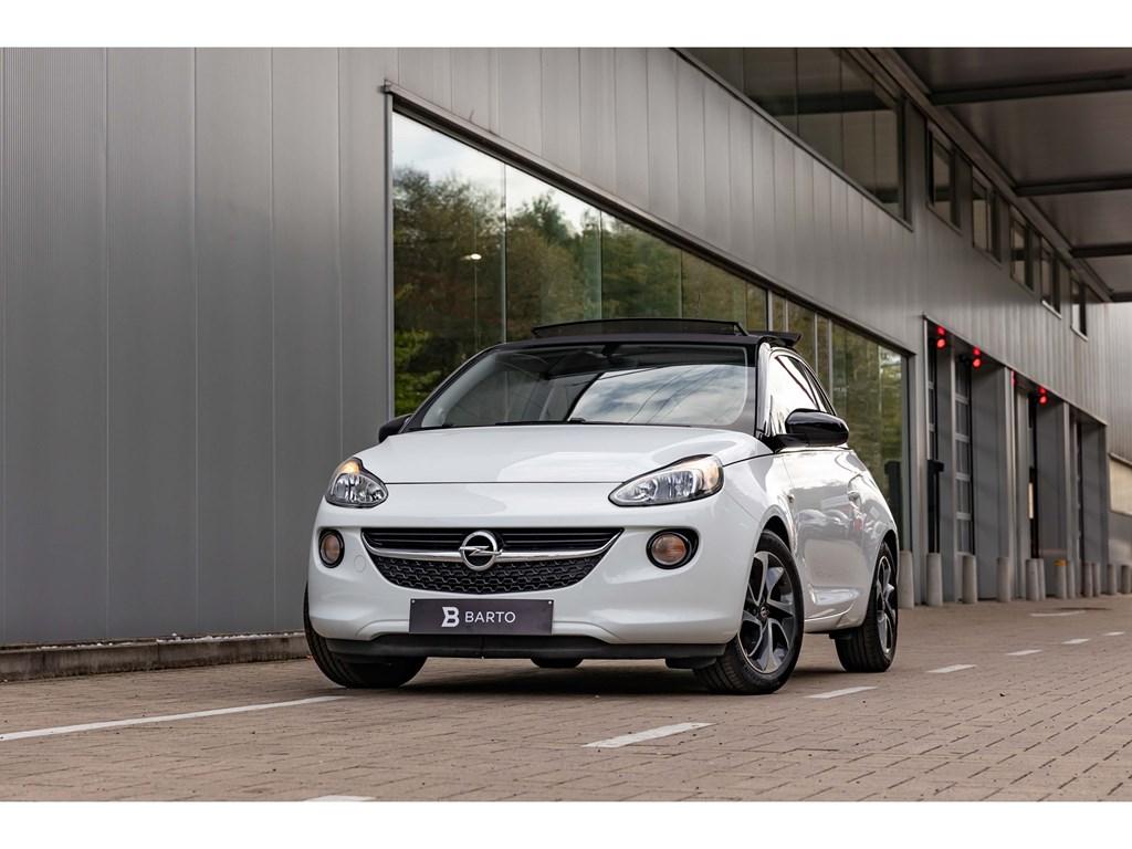 Opel-Adam-Wit-14-benz-Easytronic-Automaat-Open-Air-Navi-