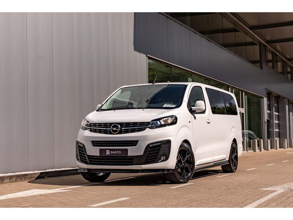 Tweedehands te koop: Opel Vivaro Wit - 15 D Combi 8 zit Airco B-Edition sensoren