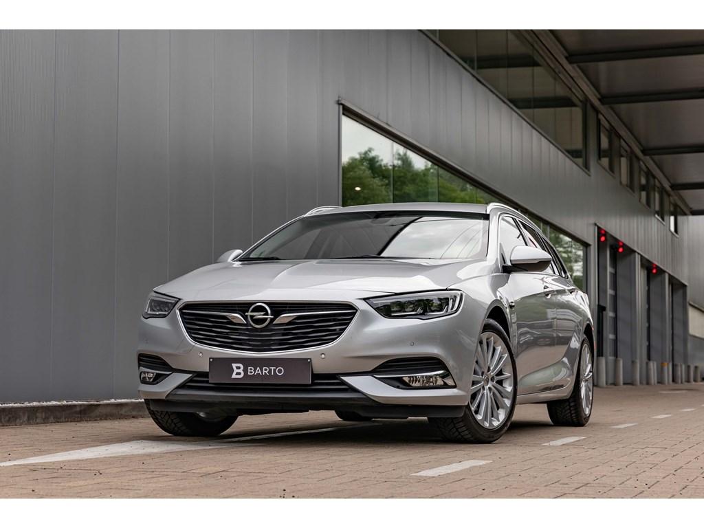 Opel-Insignia-Zilver-15-Turbo-165pk-ATInnovationCameraVerw-ZetelsLEDMatrixKeyless